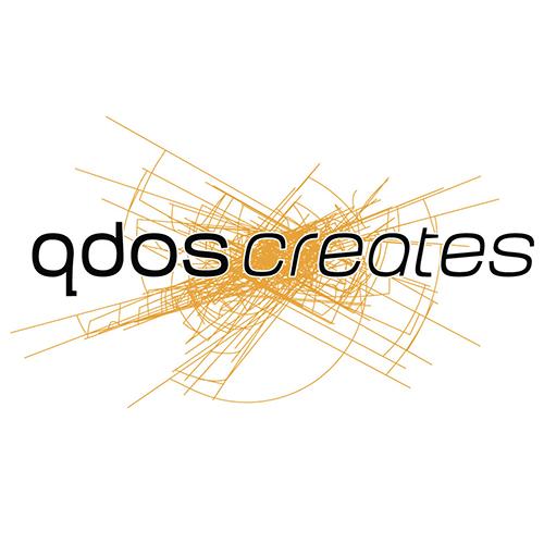 QDOS Creates Logo